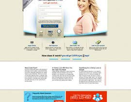 #31 for Website Design for clickyloans by ANALYSTEYE