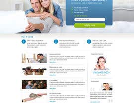 #24 para Website Design for clickyloans por nitinatom