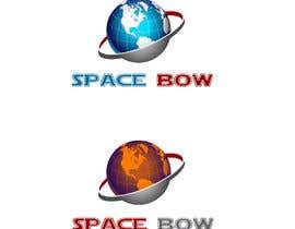 #95 untuk To make a 2D and 3D Brand logo SPACE BOW oleh iamwaitingforyou