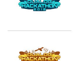 #17 untuk Design a logo for the third edition of a hackathon in a similar mood oleh YKNB