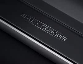 #94 for Develop a Corporate Identity for a Costume Designer, 'Style + Conquer' by smbelal95