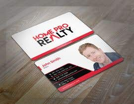 #211 for Design business cards and letterhead for real estate company by firozbogra212125