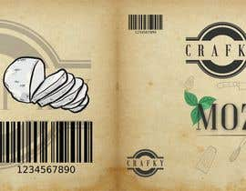 #10 for Sleeve Label Design for Mozzarella Cheese Kit by djdamir