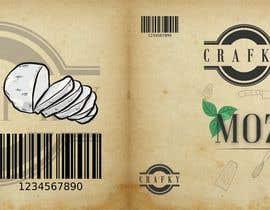#10 สำหรับ Sleeve Label Design for Mozzarella Cheese Kit โดย djdamir