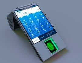 #25 untuk Create a 3D model of a payement gateway with Biometric Identification. oleh Deyannn