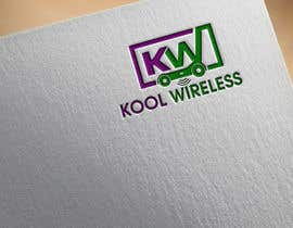 #154 for Design a Logo kool wireless af sumifarin