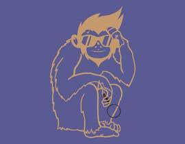#2 untuk Design seekproduct logo, monkey oleh bulbulahmed5222