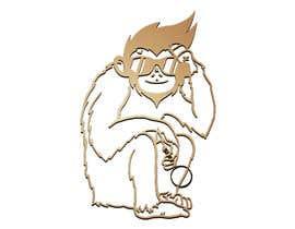 #6 untuk Design seekproduct logo, monkey oleh bulbulahmed5222
