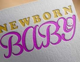 #25 untuk Braggin' Baby Logo oleh lookandfeel2016
