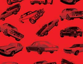 #33 สำหรับ Background  Skin / Collage needed of Muscle Car Pattern / Arrangement โดย savitamane212
