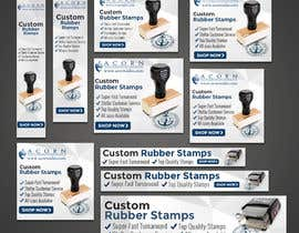 #49 for Custom Stamps AdWords Banners (10 Sizes) by rizoanulislam
