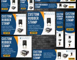 #62 for Custom Stamps AdWords Banners (10 Sizes) by azgraphics939