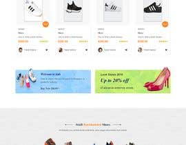 #37 for Design wireframe of E-commerce website by iitsolutions