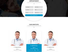 #12 for dentistWebsite by husainmill