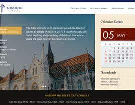 #10 para Build A new Website for a Church de webmastersud