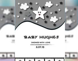 #27 for Finger print guestbook for baby shower by tumpazarif157