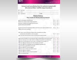 #36 para design a patient form according to brand style de jaswinder527