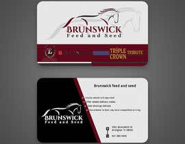 #148 for Feed Store Business Card! by SondipBala