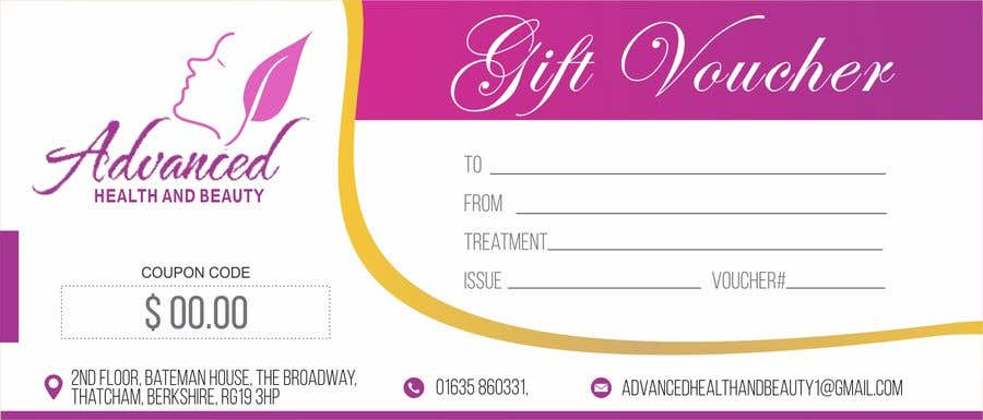 entry 25 by yadavsushil for i need a gift voucher designed for my