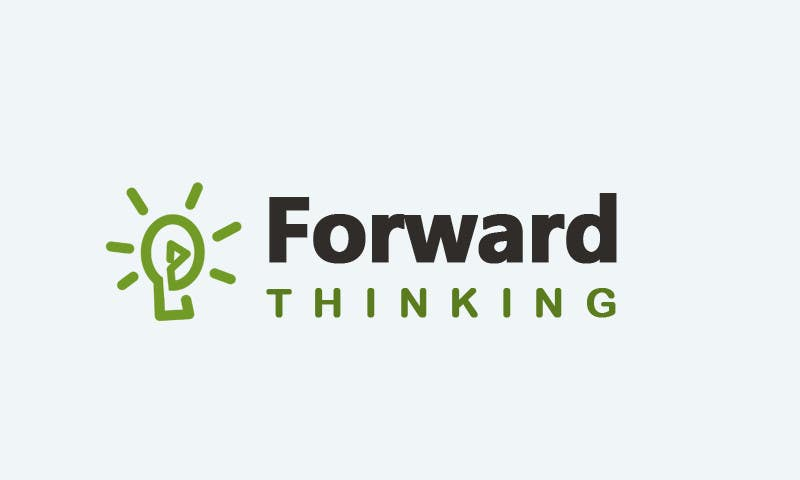 Proposition n°                                        287                                      du concours                                         Logo Design for Forward Thinking