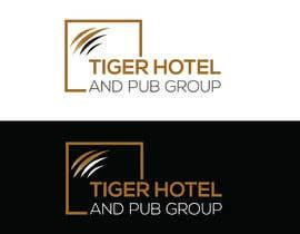 Nro 291 kilpailuun Creative Logo for a New Hotel and Pub Group käyttäjältä creativeevana