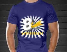 #46 for T-Shirt Design ASAP by carlasader1