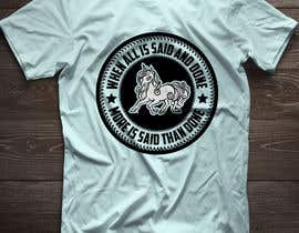 #38 for T-Shirt Design ASAP by sohel675678