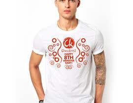 #7 for T-Shirt Design ASAP by ericksonboang