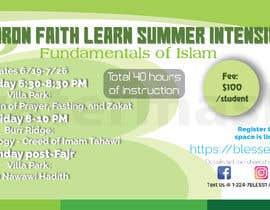 Arafat5661 tarafından Design a Flyer Summer Intensive için no 8