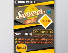 #9 untuk Design a Flyer Summer Intensive oleh arifjaman44