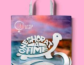 #28 for Design Reusable Shopping Bag by paufreelancerph