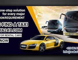 #40 for Facebook cover design for vehicle booking website af rana63714
