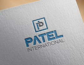 #13 สำหรับ Design a Logo - Patel International โดย skittofm