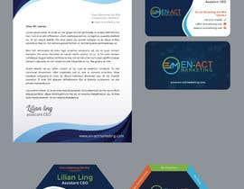 #197 for Design some Business Cards & Letter Head af SmartBlackRose