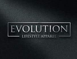 #85 for Evolution Lifestyle Apparel represents a line of clothing and accesories by shydul123