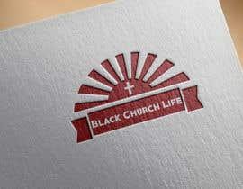 #8 for Design a Logo for Black Church Life by anuyta07