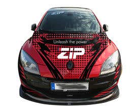 #37 for Car wrapping design by TheFaisal