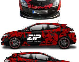 #61 for Car wrapping design by TheFaisal