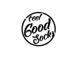 #189 para 'Feel Good Socks' Logo Design por asimjodder