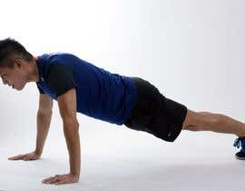 #54 for Find me a good image of someone doing push ups by marcvento12