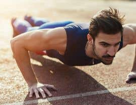 #64 for Find me a good image of someone doing push ups by designsbymallika