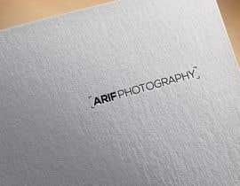 Nasir2589 tarafından Logo Design For Arif Photography için no 51