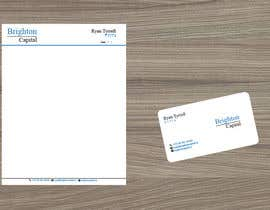 #19 for Business Cards & headed letter template designed by kmsaifu155
