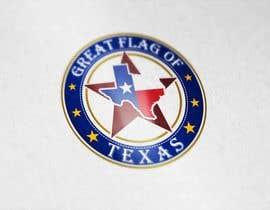 magepana tarafından Design a Logo for Great Flag of Texas için no 43