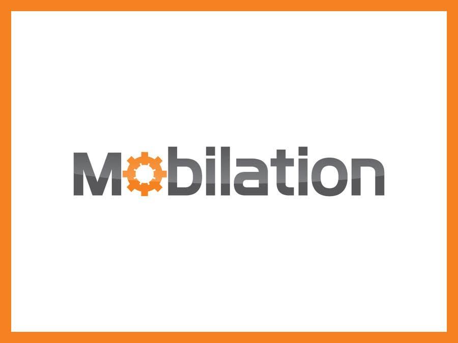Penyertaan Peraduan #                                        19                                      untuk                                         Logo Design for Mobilation