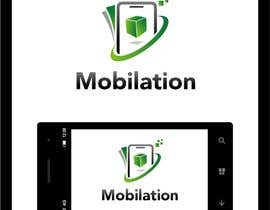 #48 cho Logo Design for Mobilation bởi jummachangezi