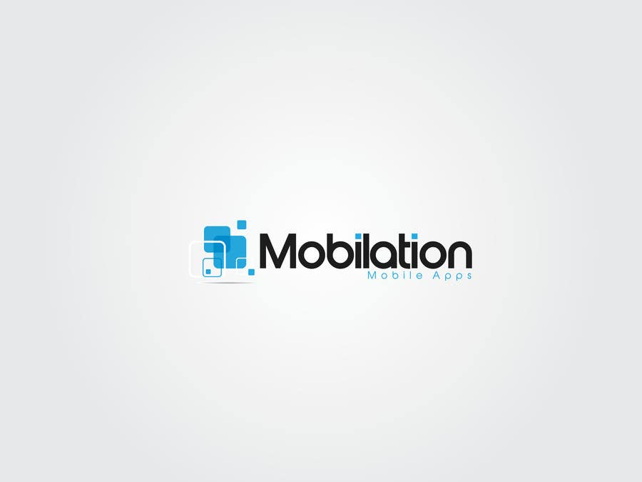 Penyertaan Peraduan #                                        39                                      untuk                                         Logo Design for Mobilation