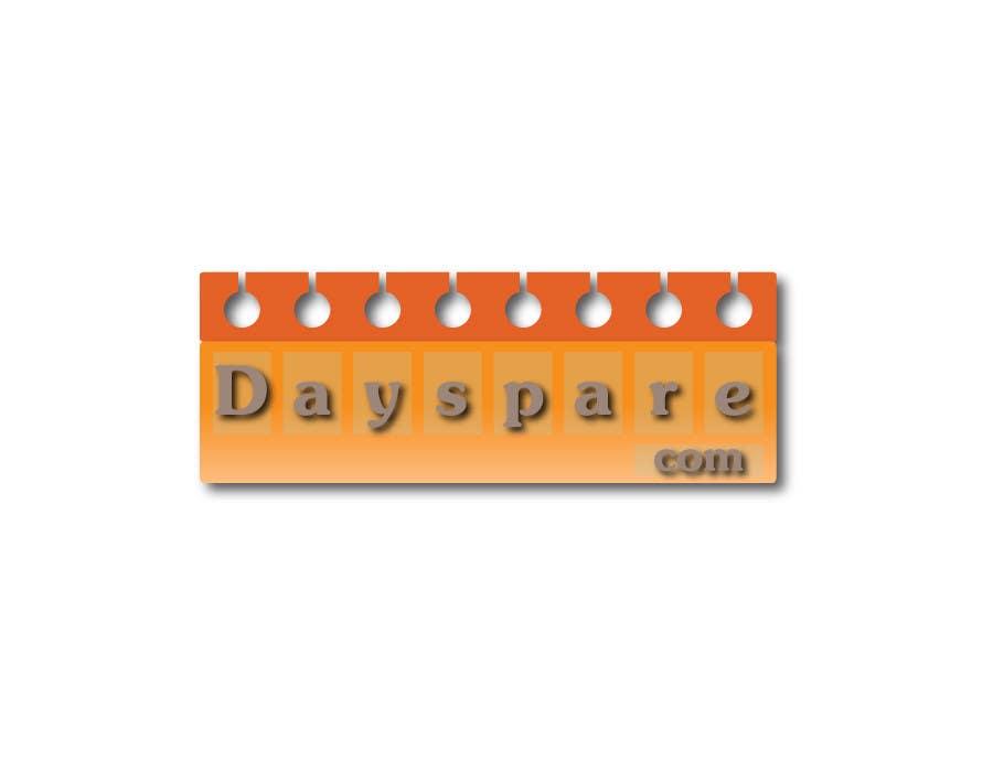 Inscrição nº 64 do Concurso para Logo Design for Dayspare.com