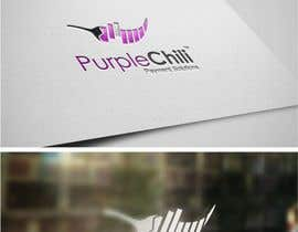 #83 pentru Logo Design for Purple Chili Payment Solutions de către timedsgn