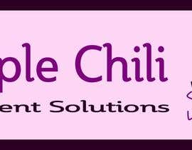 #158 pentru Logo Design for Purple Chili Payment Solutions de către BioLuna